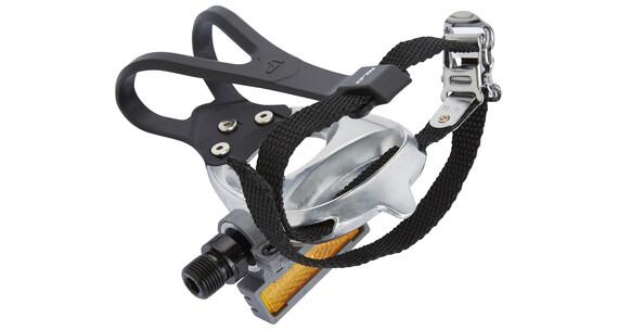 XLC PD-R02 Road Pedal silber